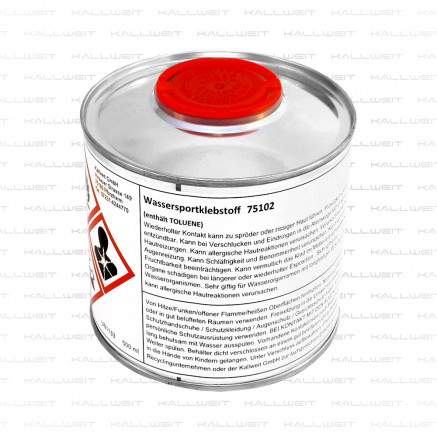 Wassersportklebstoff 500 ml