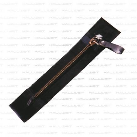 Reißverschluss Dynat Metall gasdicht - 75 cm