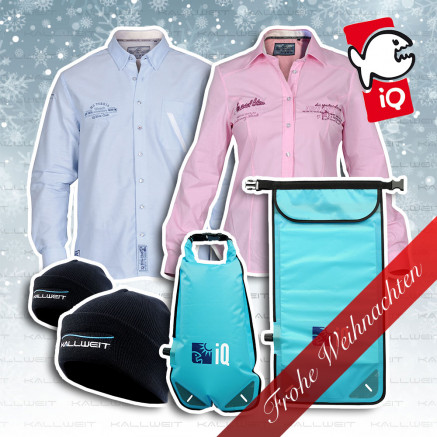 iQ Company & Kallweit Weihnachtspaket 2015