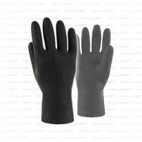 DRYGLOVE Ersatzhandschuhe schwarz