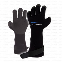 5 Finger Trockenhandschuhe