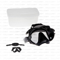 Rahmenlose Maske Frameless Ultra View