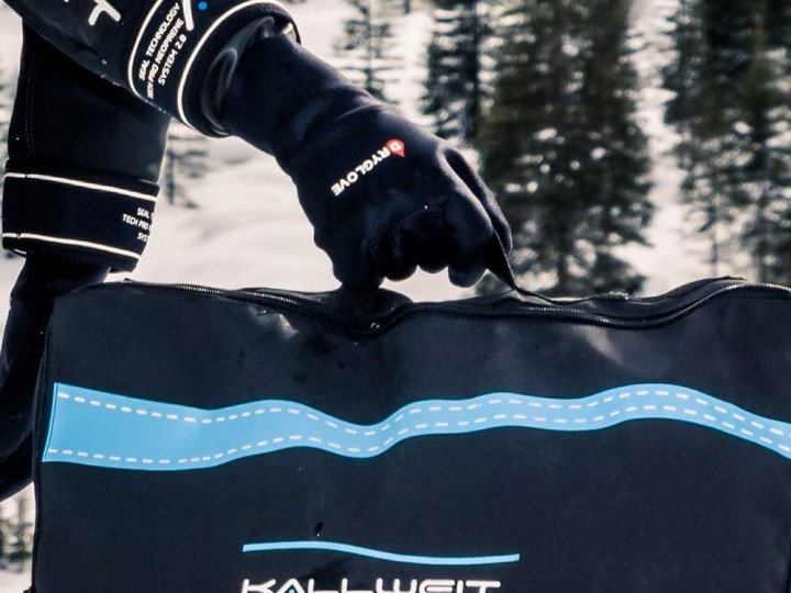 Neoprene Glove Dryglove Kallweit Trockentauchen
